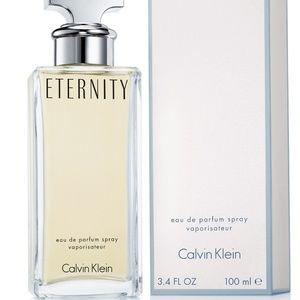 Calvin Klein ETERNITY Eau de Parfum, 3.4oz Women